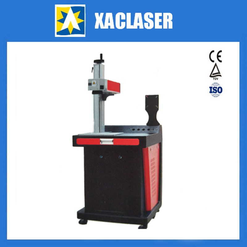 Fiber laser marking machine 20W great for Electronic Component materials