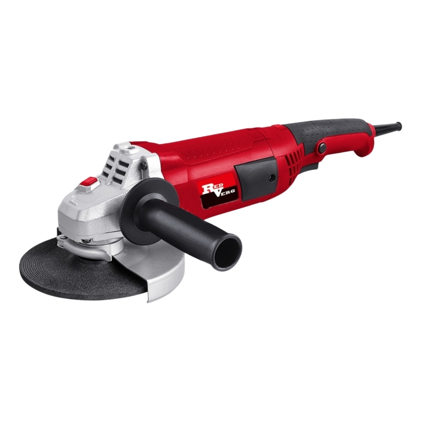 Machine grinding angle RedVerg RD-AG170-180S (Power Of 1700 W, 180mm, number of turns Hol. Stroke 8500 rev/min) угловая шлифмашина redverg rd ag170 180s