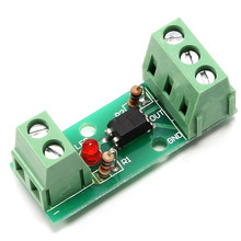Channel Optocoupler Isolation Module