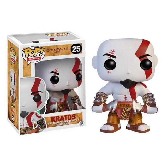 Funko Pop! – Kratos Chibi – Nr 25