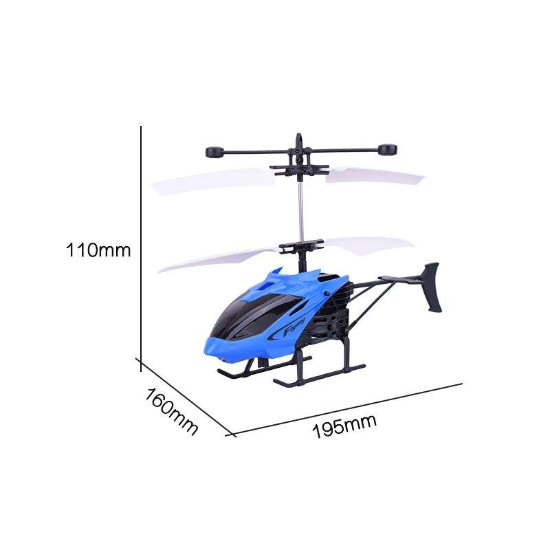 人気 ヘリコプタードローン ライトブルー USD