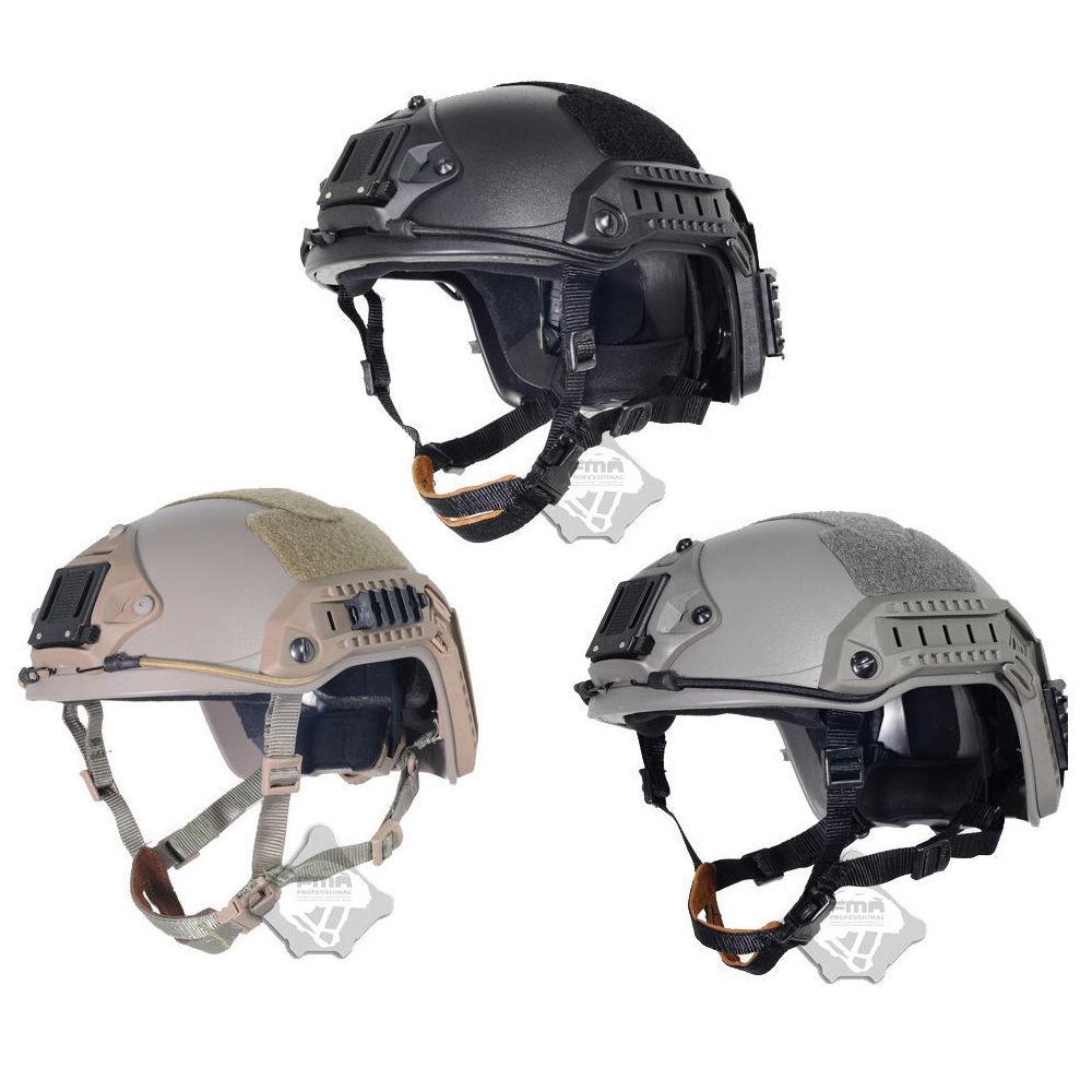 TB-FMA maritime Tactical Protective Helmet ABS For Paintball TB814 BK/DE/FG бра maritime 21 5х20х29