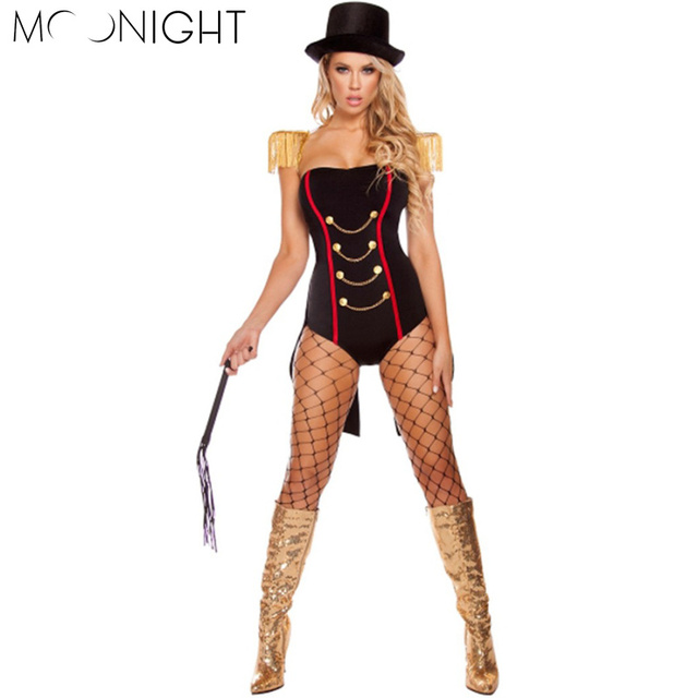 40031f4974e60 3 шт. для взрослых наряд цирк костюм Хэллоуин маскарад сексуальный Клоун  Костюмы
