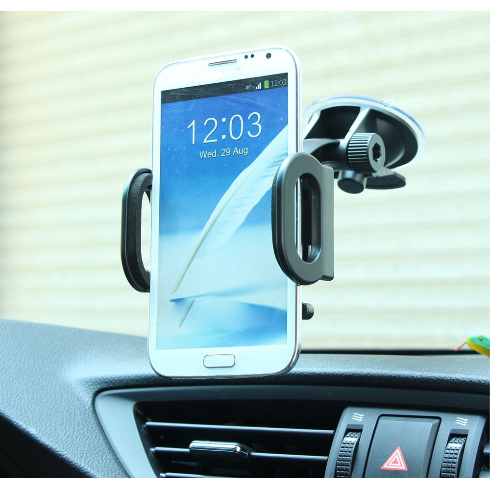 Car rearview mirror mount holder car reviews - Universal 360 Degree Car Rearview Mirror Mount Holder Stand Cradle For Cell Phone Gps Holder For