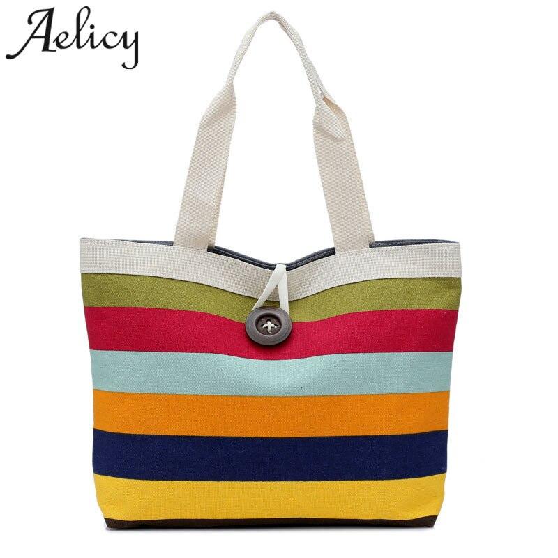Girl Handbag @ Fashion Lady Shopping Bag Canvas Tote Messenger Bag For Women 2018 Bolsa Feminina Dropshipping  Selling