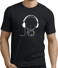 MUSIC...Funny Printed Mens Womens T-Shirts.Gift t shirt!RT456 New T Shirts Funny Tops Tee Unisex