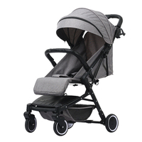 2018 New Baby stroller for children ultralight baby carriages 2 in 1 Can sit and lie down pushchair pram bebek arabasi