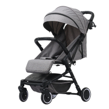 цена Light weight folding Baby stroller for children 2 in 1 Can sit and lie down Travel system pushchair pram bebek arabasi онлайн в 2017 году