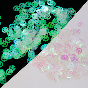 Image 4 - 1 fall Meerjungfrau Symphonie Nail art Glitter Pailletten Flocke Holographische Laser Mixed Form 3D Schmetterling Scheibe DIY Maniküre Decor JIHW 2
