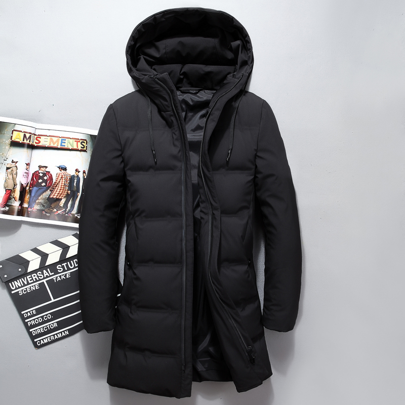 Winter Mode Jacke Männer Unten Unten Jacken Edler Schmuck Herrlich 2018 Neue Ankunft Winter Unten Mäntel Männer Hohe Qualität Klassischen Casual Parkas Männer