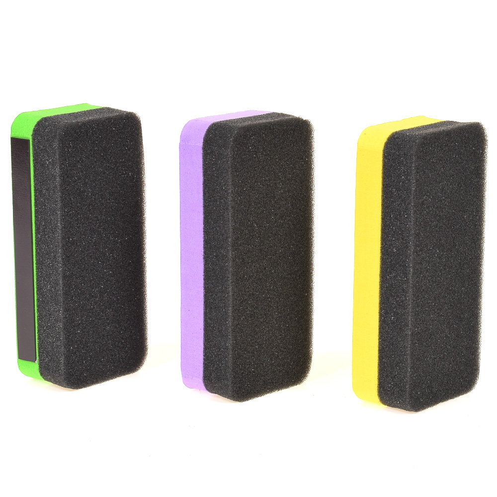 Top Selling Magnetic Whiteboard Erasers Dry Erase Marker white board Cleaner school office supplies110mm X 50mm X 30mm