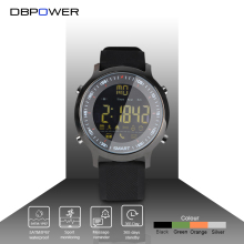 DBPOWER IP67 Étanche Montre Smart Watch X18 Plongée 50 M Calory Passometer Compte À Rebours Sport Montre FTSN Tracker Smartwatch pour IOS Android(China)