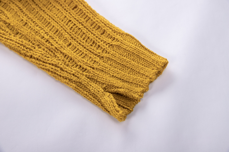 Everkaki Women Solid Knit Boho Sweaters Pullovers Long Sleeve Standard Cardigans Bohemian Holiday Female 2018 Autumn New (17)