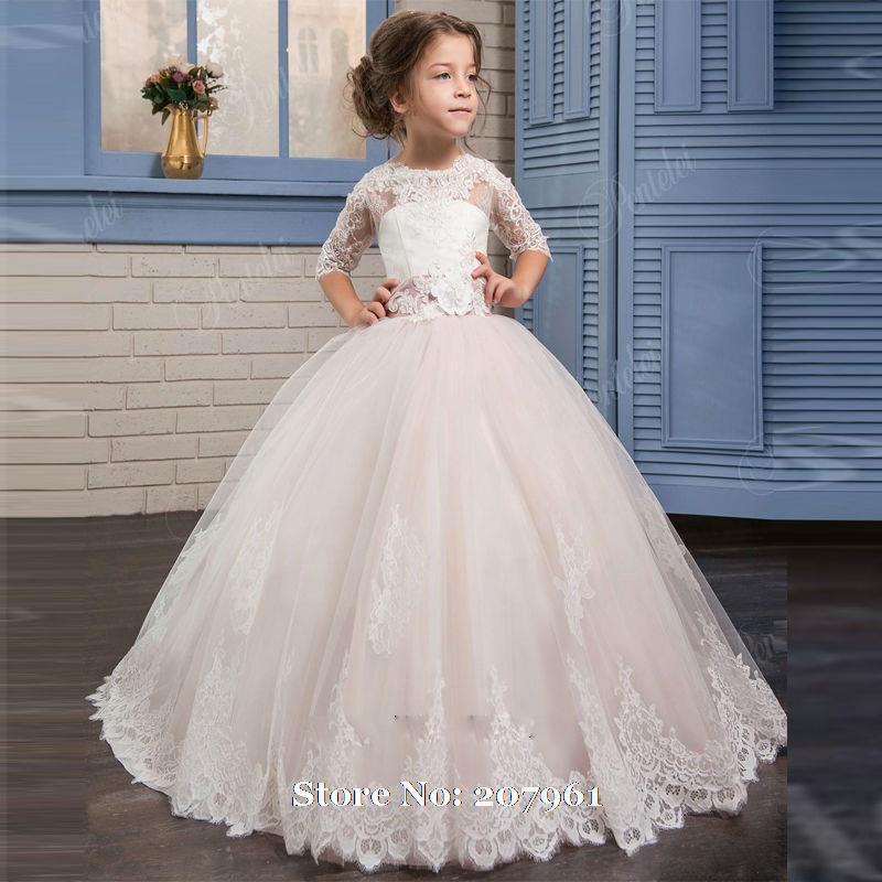 Used Flower Girl Dress Promotion-Shop for Promotional Used Flower ...