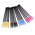 50PCS/BAG Multi-color Disposable Eyelash Extension Brush Mascara Wands Applicator Makeup Cosmetic Tool