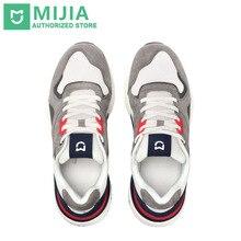 2019 Новое поступление Xiaomi Mijia ретрокроссовки обувь для бега из натуральной кожи прочный дышащий для спорта на открытом воздухе
