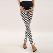 Buy Casual Maternity Pants Adjustable Waist Cotton Trousers Clothes For Pregnant Women 2019 Overalls Pregnancy Clothing E0048 directly from merchant!