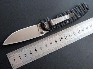 Image 4 - Eafengrow עכברוש סכין R2 מתקפל קמפינג סכין AUS 8 פלדת להב + G10 ידית כיס סכיני כלי EDC חיצוני כלי סכין