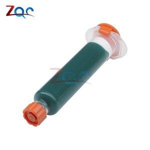 Image 2 - 10cc الأشعة فوق البنفسجية PCB بغا لحام مقاومة الأشعة فوق البنفسجية قابلة للشفاء لحام عظيم ماست إصلاح الطلاء قناع اللحام لحام مقاومة الأخضر