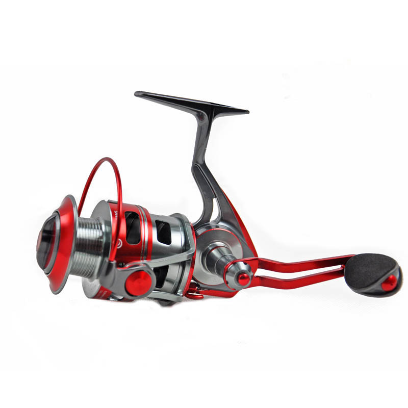 ФОТО catking pure metal spinning reel ultra-light full metal fishing reel ace20 ace30 ace40