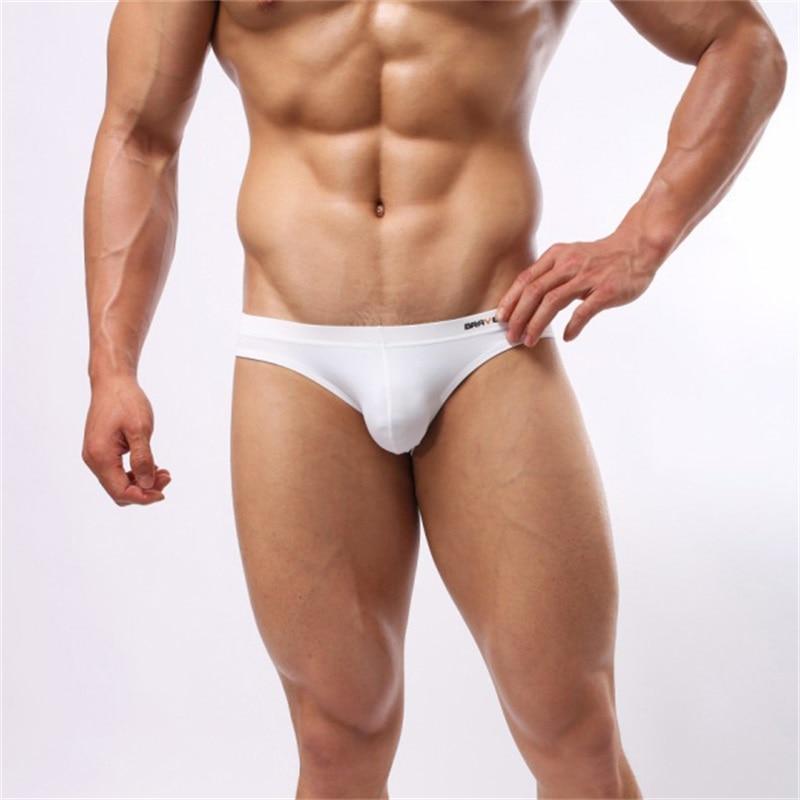 e98906cb90 Detail Feedback Questions about Swimming Trunks Men s Swim Briefs U Convex  Design Sexy Swimwear Man Swimsuit BRAVE PERSON Brand Swimsuits Swim Bikini  For ...