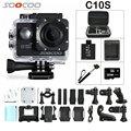 Soocoo c10s esportes câmera com wi-fi-full hd 1080 p 12mp 2.0 lcd 170 graus de largura da lente da câmera à prova d' água mini dv