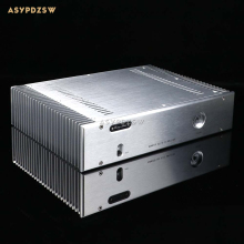 BZ3608A Aluminum enclosure Class A Power amplifier chassis /case/box 360*80*268mm