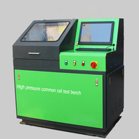 High Pressure Common Rail Test Bench Calibration Table Nozzle Test bench