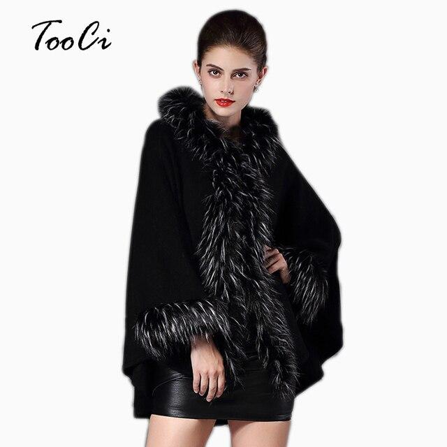 Manteaux capes pour femme