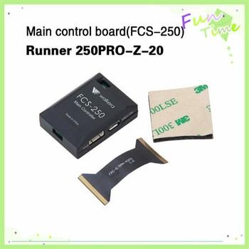 Walkera Runner 250 PRO-Z-20 Runner 250 Pro Main Control Board(FCS-250) Runner 250 Pro Spare Parts Free Track Shipping фото
