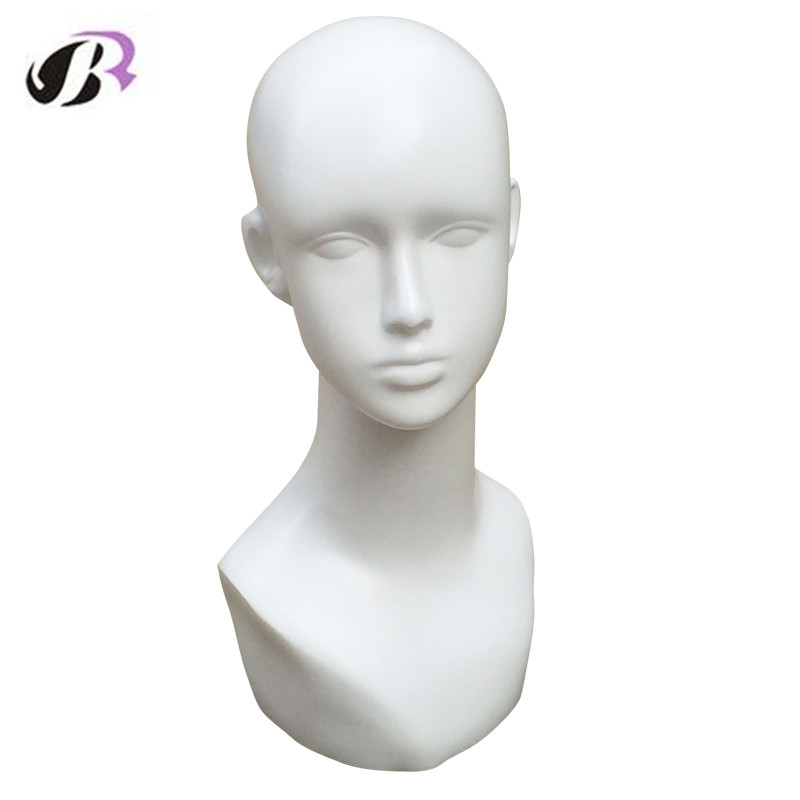 Mannequin Head Model Baby Manikin Glasses Hats Store Window Display Holder