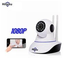 HD 2MP  1080P Wireless IP Camera Wi-fi Night Vision CCTV Camera IP Wifi Network Camera CCTV Onvif IP Camera Hiseeu