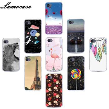 Lamocase Colorful Printing Phone Case For Lenovo S90 S 90 Soft Silicon TPU Cover For Lenovo S90 S90T S90A S90-A Back Cover Cases image