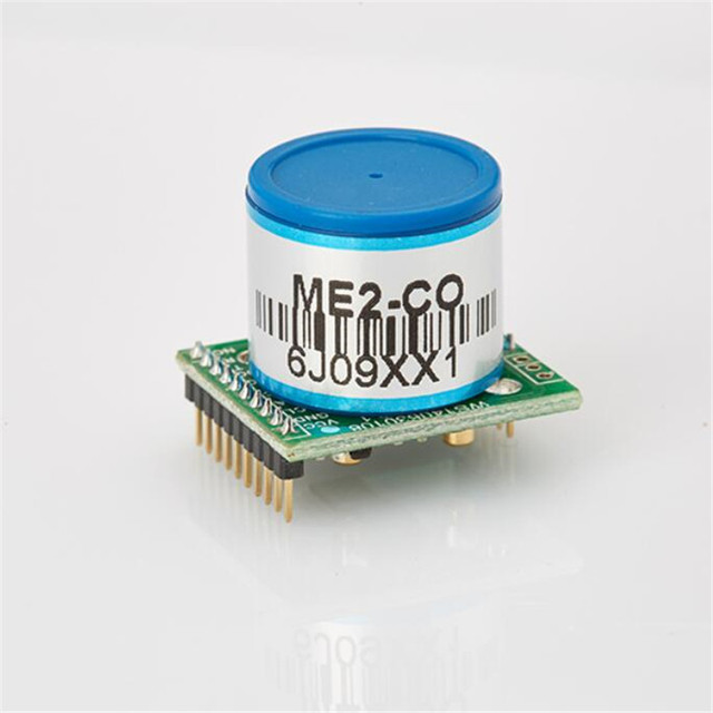 ZE07 CO модуль электрохимического датчика окиси углерода, модуль вывода последовательного порта Обнаружение концентрации газа