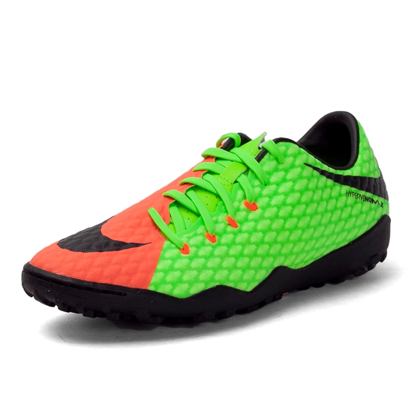 the latest 278c1 c63d1 US $116.9 25% OFF|Original Nike DMX Men's Light Comfortable Football Shoes  Soccer Shoes Sneakers Authentic Breathable Lace Up Hard Court 852562-in ...