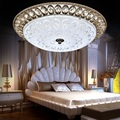 European style new LED ceiling lamp room lamp room lamp crystal bedroom study lighting lamps free shipping