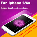 Protective glass for iPhone 6 4.7 mobile accessories 2016 NEW Ultra Thin HD Screen tempered glass on the for iPhone 6s