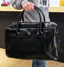 YISHIDUN fashion mens leather big size shoulder messenger bag famous designer brands Men high quality quality men's travel bags