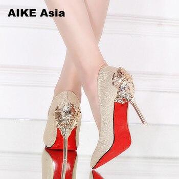 Tacón Sandalias De Grande Sexy Mujer Talla 35 42 Para Zapatos MVqSUGzp