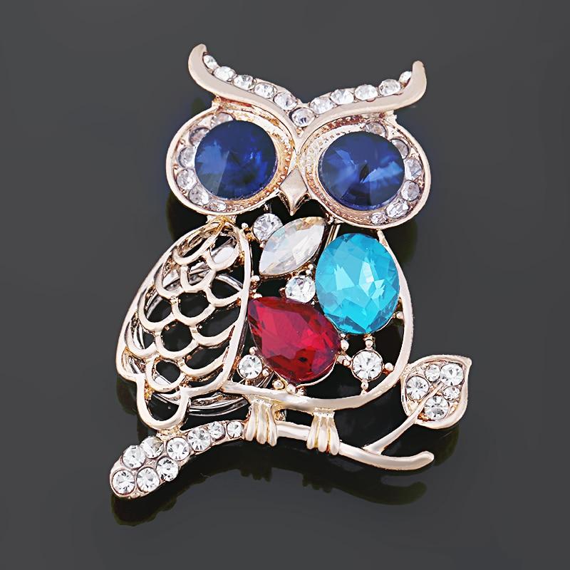 Baiduqiandu Brand Multi Colors Crystal Rhinestones Әйелдерге - Сәндік зергерлік бұйымдар - фото 3