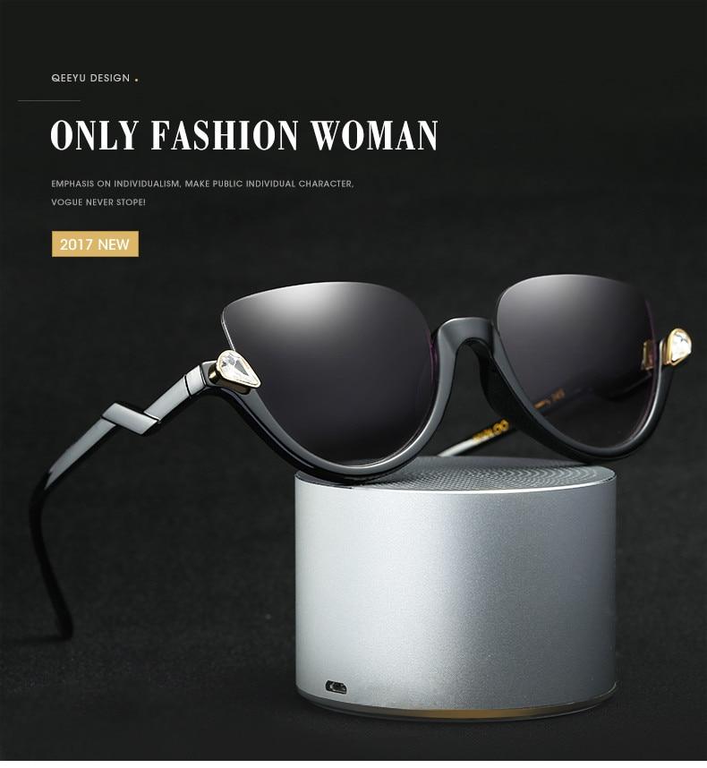 HUITUO Fashion Sexy Vintage Καθρέπτες Γυαλιά - Αξεσουάρ ένδυσης - Φωτογραφία 4