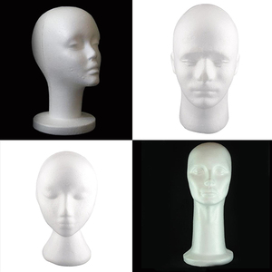 Female Foam Manikin Stand Mannequins Model Display Wig Hat head mould Home diy SUpply Head Mold Hand Tools Sewing Accessories