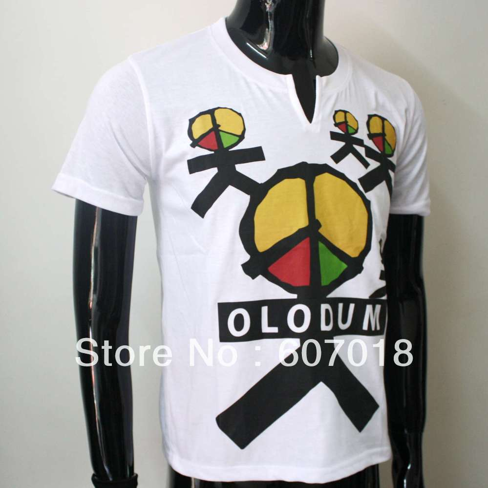 145ac8e9f Rare MJ Fashion Brazil Retro Antiwar Michael Jackson OLODUM Cotton 100% Tee  T shirt They Don't Care About Us' for MJ fans-in T-Shirts from Men's  Clothing on ...