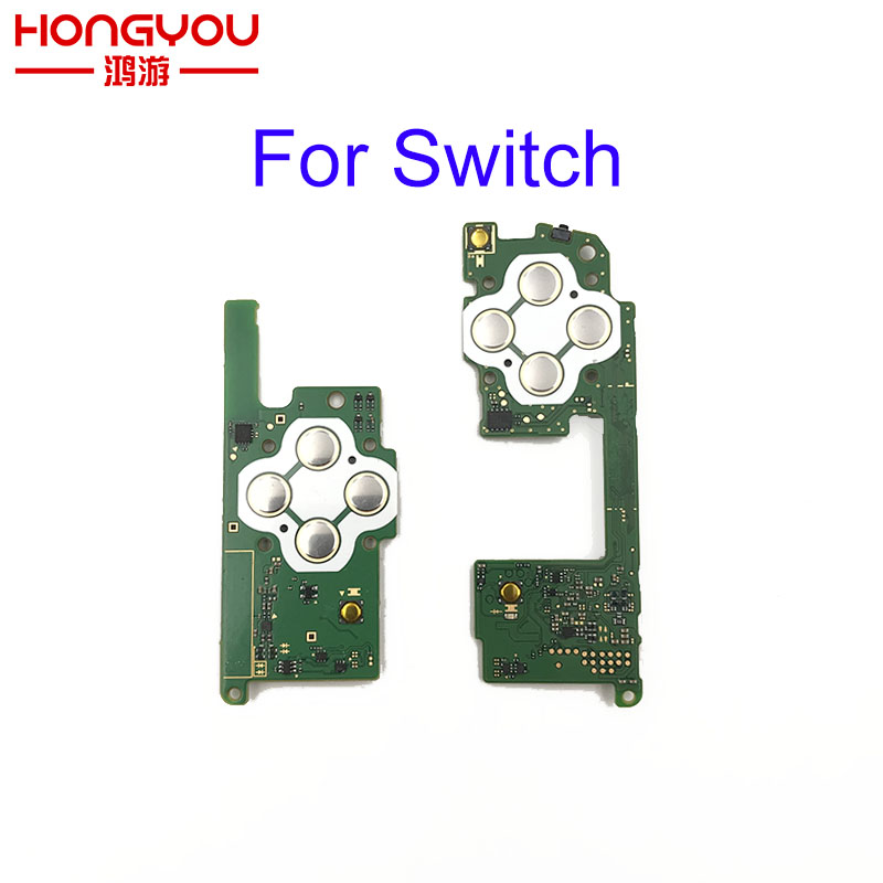 Original Used Left Right Controller Motherboard Main Board replacement for Nintend Switch controller for NS Joy-con Repair pt50638x original main juc7 820 00052414 pm50h2111 used disassemble