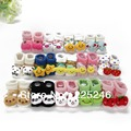 Lovely Cartoon Baby Socks Anti Slip Animal Cotton Unisex Slipper Shoes Newborn 0-10M