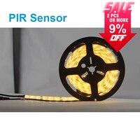 Датчик умный светодиодные полосы света/LED ПИР под кровать лампы патент