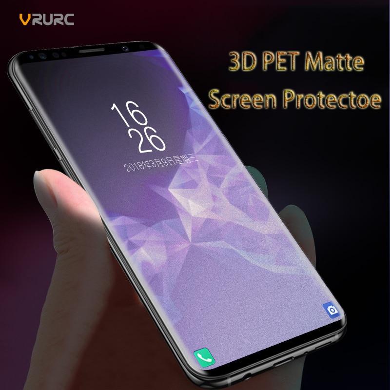 samsung s9 screenprotector natte installatie