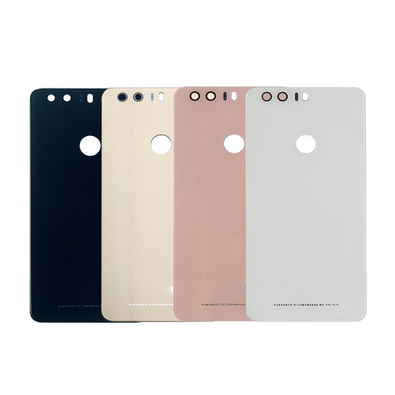 Цена за Первоначально для Huawei Honor 8 Батарея случае защитное стекло Батарея задняя крышка для замены Honor8 мобильного телефона Аксессуары
