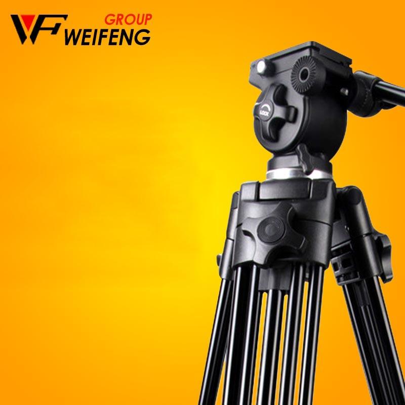 Tronožac za kameru WF - 717 1.3m Tronožac Profesionalni Prijenosni - Kamera i foto - Foto 2
