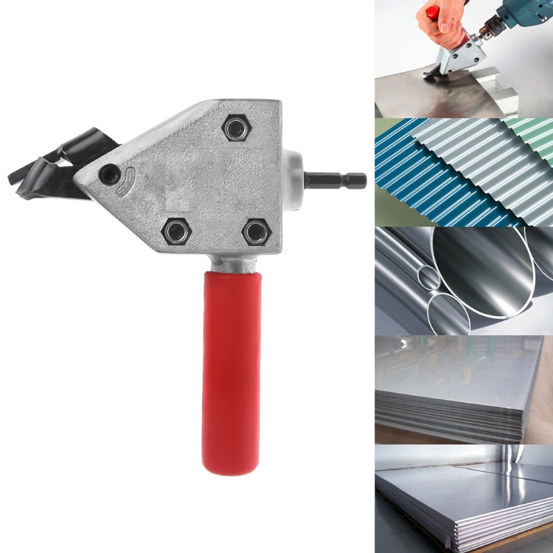 Barbed Wire Stainless Steel Metal Sheet Cutter Electric Clippers Cutting Scissor